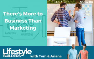 There's More to Business Than Marketing