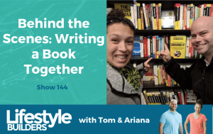 Behind the Scenes of Writing a Book Together
